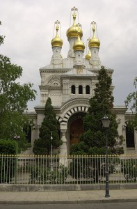 День 10. Крестовоздвиженский храм.