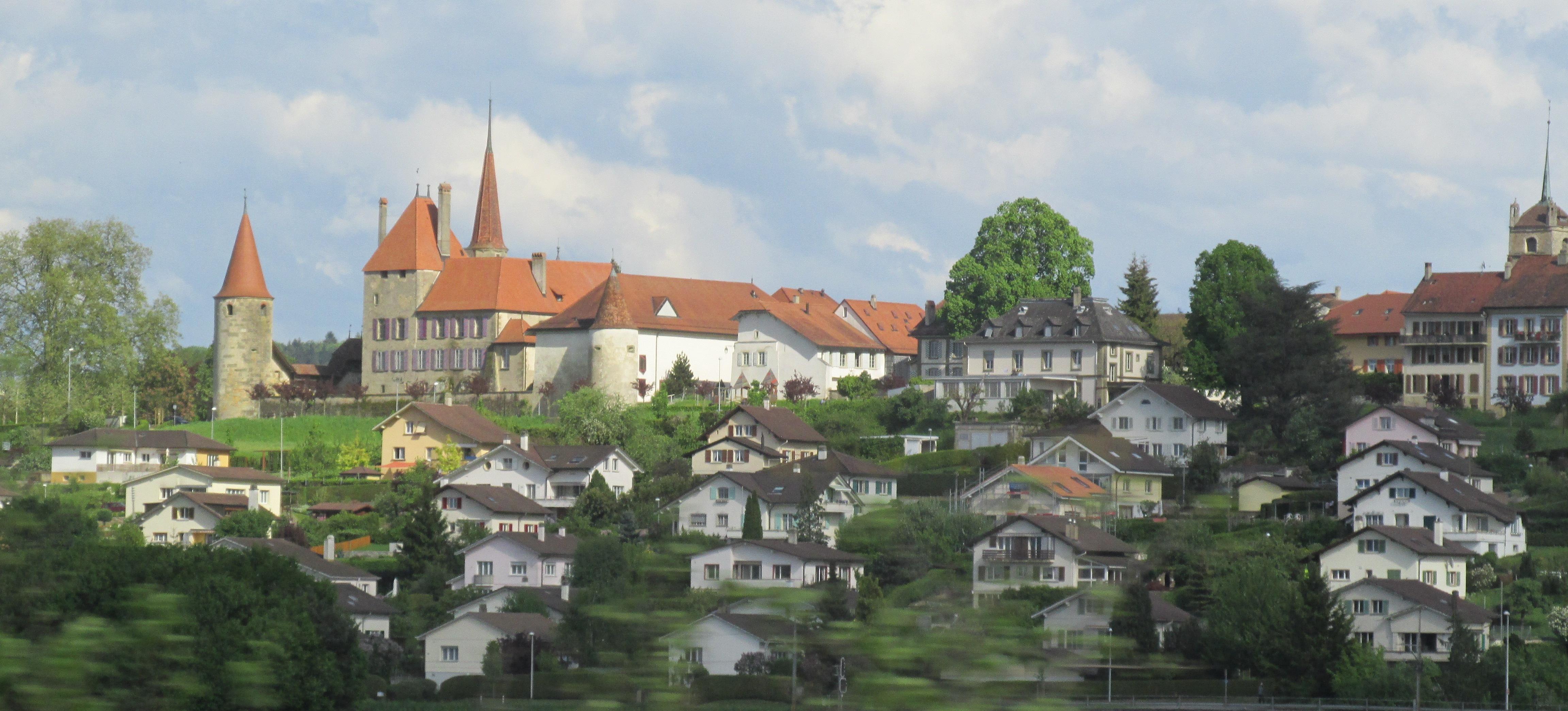 День 10. Швейцария.