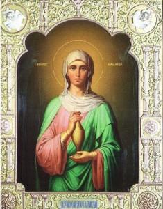 День 12. Икона Марии Магдалины